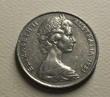 1981 - Australie - Australia - 20 CENTS, ELIZABETH II, KM 66 - 20 Cents