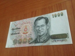 THAILANDE - 1000 BAHT - TTB COMME NEUF - Thaïlande