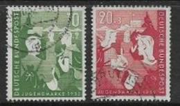 Germany, F.R., 1952, Youth, Used - [7] Federal Republic