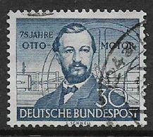 Germany, F.R., 1952, Otto Motor,, Used - [7] Federal Republic