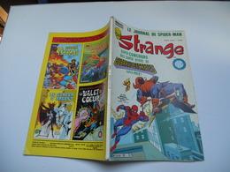 Strange Edition Lug N°192 Guerres Secretes - Strange