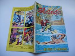 Strange Edition Lug N°183 - Strange
