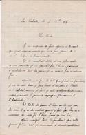 Cl 5)  Documents Divers / Courrier  3 Lettres 1915/18 - Documents