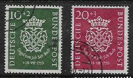 Germany, F.R., 1950, J.S.Bach, Used - [7] Federal Republic