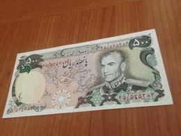 IRAN  - 500 Rials  NEUF - Iran