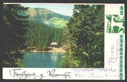 Карпати / Karpaten / Carpathians - 1971 - Glossy - 9.6 X 15,3 Cm - Ukraine