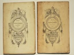 #20348[Boek] Histoire Du Duché De Luxembourg : Tome I [-II] / Par Marcellin Lagarde. - Bruxelles : A. Jamar, [s.a.]. - - Livres, BD, Revues