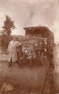 FOTOCARTOLINA-REAL PHOTO-GERMANY-OLD CAR - Fotografia