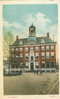 Leeuwarden 1925; Stadhuis - Gelopen. (J. H. Schaefer - Amsterdam) - Leeuwarden