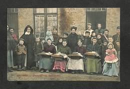 BELGIQUE - BRUGGE - BRUGES - Dentellières Flamandes - 1908 - Brugge
