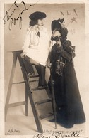 FOTOCARTOLINA-REAL PHOTO-IL PETIT GARRONNE-1904-FRANCIA - Fotografia