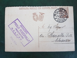 41996 STORIA POSTALE ITALIA 1930 - Marcophilie