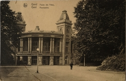 Gent - Gand // Palais Des Fetes - Feestpaleis //ander Zicht  19?? - Gent