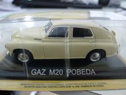GAZ M20 POBEDA - 1/43 - COMME NEUVE SOUS BLISTER - Other