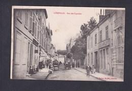 Vente Immediate Luneville (54) Rue Des Capucins ( Animée Ed. Bastien) - Luneville