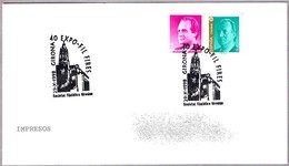 IGLESIA DE SANT FELIU. Girona 1998 - Iglesias Y Catedrales