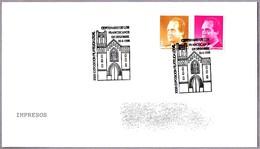 100 AÑOS DE LOS FRANCISCANOS EN SEGORBE. Iglesia Del Convento. Segorbe 1998 - Iglesias Y Catedrales