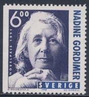 Sweden Sverige 1998 Mi 2082 SG 2003 ** Nadine Gordimer, South African Writer - Nobel Literature Prize 1991 - Nobelprijs