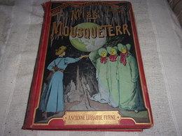 Miss Mousqueterr. Roman . Grandes Aventures & Voyages Excentriques PAUL D IVOI FURNE - 1901-1940