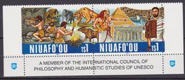 Niuafo' Ou UNESCO Set MNH - UNESCO