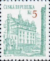 ** 15 Czech Republic Plzen/Pilsen Definitive 1993 Home Of The Pilsner Beer - Bières