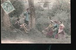 Theme/012......20 Cpa La Vie Aux Champs Et Divers Folklore A La Campagne - Ansichtskarten
