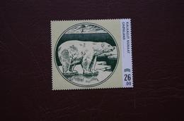 6-301 Groenland Greenland Banknote Vieu Billet De Banque  Ours Blanc Polaire Polar Bear Eisbär  Oso Polar Orso Polare - Beren