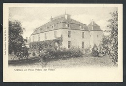+++ CPA - Château De VIEUX VIRTON Par Virton - Nels Série 32 N° 7  // - Virton