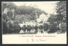+++ CPA - Hotton - Environs De Laroche - HAMPTEAU - Château Dumonceau   // - Hotton