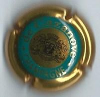 DE CAZANOVE  N°11  Lambert Tome 1  110/25  Cercle Intérieur Or - De Cazanove