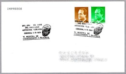"101 Años Descubrimiento ASTEROIDE ""CORDOBA"" - ASTEROID. Cordoba, Andalucia, 1994 - Minerales"