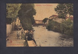 Poissons ( Haute Marne 52) - Vue Sur Le Rougeaut ( Animée Toilée  Ed. Dupond Dormoy ) - Poissons