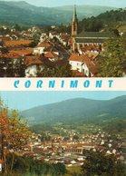 (88) CORNIMONT Multivue Vue Générale  ( Vosges) - Cornimont