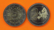 # PORTUGAL 2 Euro TYE 2012 From The Roll UNC - Portugal