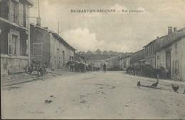 Brabant En Argone  Rue Principa;le - Autres Communes