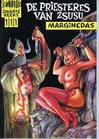 Marginedas - De Priesteres Van Zsusu (1ste Druk) 1996 - Sombrero, Zwarte Reeks