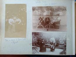 ALBUM Photos De Famille - 1902/1960 - Contient Environ 190 Photos - Voir Annonce BE - Albums & Collections