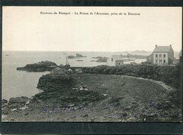 CPA - Environs De PAIMPOL - La Pointe De L'Arcouest Prise De La Descente - Paimpol