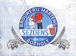 Brouwerij Martens Sezoens Bocholt (minder Goed Kwaliteit) - Bière
