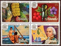 Aitutaki 1983 Commonwealth Day MNH - Aitutaki