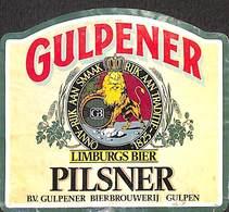 Gulpener Limburgs Bier, Pilsner Gulpen - Beer