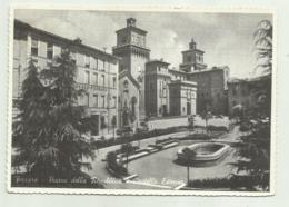 FERRARA - PIAZZA DELLA REPUBBLICA - CASTELLO ESTENSE   VIAGGIATA FG - Ferrara