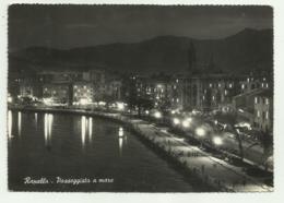 RAPALLO - PASSEGGIATA A MARE -   VIAGGIATA FG - Genova (Genua)