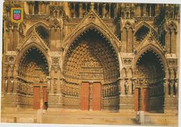 Somme :  AMIENS ; La  Cathédrale - Amiens