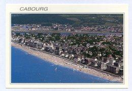 CP 14 CABOURG VUE AERIENNE ... REF100719 - Autres Communes