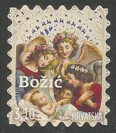 HR 2018-1349 CHRISTMAS HRVATSKA CROATIA, 1 X 1v Selbstick, MNH - Kroatien