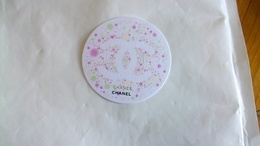 Carte Parfumée Chanel Chance Fleurie - Modernes (à Partir De 1961)
