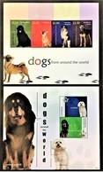 # Grenadines Of St.Vincent 2010**Mi.80-85 Dogs , MNH [11;190] - Honden