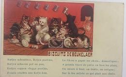 Biscuits Debeukelaer - Publicité