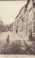 Saint Mihiel   Une Rue  Camouflée - Saint Mihiel